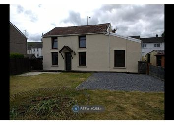 Thumbnail 2 bed semi-detached house to rent in Brecon Road, Hirwaun