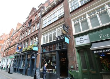 Thumbnail Office to let in 8 Devonshire Row, City, London