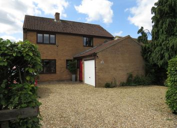 Thumbnail 4 bed detached house for sale in Lynn Road, Southery, Downham Market