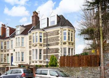 Thumbnail 3 bed flat for sale in Fairfield Road, Montpelier, Bristol