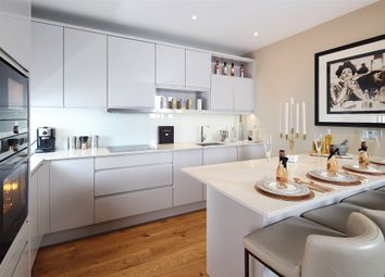 Thumbnail 4 bed flat for sale in Colindale Avenue, London