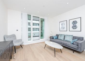 Thumbnail 1 bed flat to rent in Sophora House, Vista Chelsea Bridge, 342 Queenstown Road, London