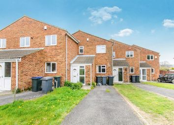 Thumbnail 2 bed terraced house to rent in Brabourne Close, Canterbury