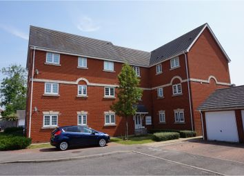 Thumbnail 2 bedroom flat for sale in Aspen Court, Woodbridge