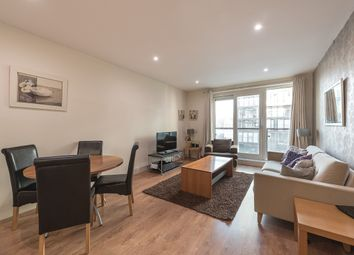 Thumbnail 2 bed flat to rent in South Wharf Road, London