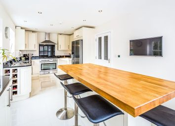 Thumbnail 4 bed semi-detached house for sale in Hampstead Norreys Road, Hermitage