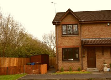 Thumbnail 2 bed terraced house to rent in Hunter Gardens, Bonnybridge