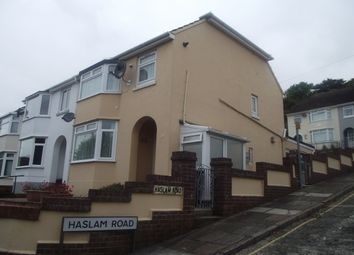 Thumbnail 1 bed flat to rent in Wrights Lane, Torquay