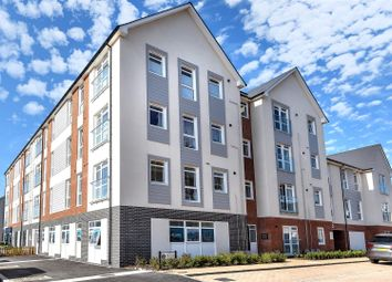 Thumbnail 2 bedroom flat for sale in Adams Close, Poole