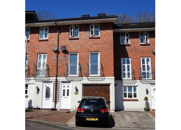 Thumbnail 4 bed town house for sale in Waverley Drive, Mumbles