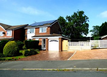 Thumbnail 3 bed detached house for sale in Cherry Crescent, Rawtenstall, Rossendale
