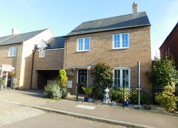 Thumbnail 4 bed end terrace house for sale in Willowherb Way, Stotfold, Hitchin, Herts