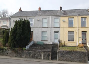 Thumbnail 3 bed terraced house to rent in Towy View, Tanerdy, Carmarthen, Carmarthenshire