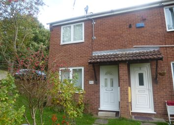 Thumbnail 2 bed end terrace house for sale in Landmere Gardens, Nottingham