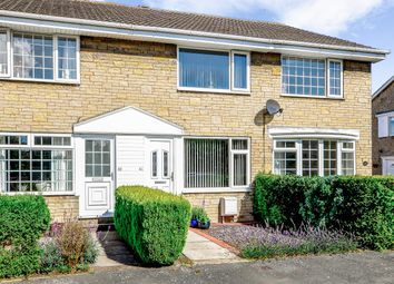 Thumbnail 2 bed terraced house for sale in Field Avenue, Thorpe Willoughby, Selby