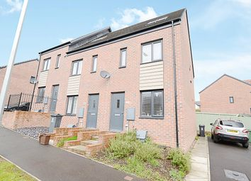 Thumbnail 3 bed terraced house for sale in Heol Booths, Rhodfa Lewis, Cardiff, Glamorgan