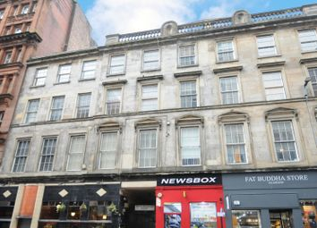 Thumbnail 1 bed flat for sale in 1/3, 75 Queen Street, Glasgow