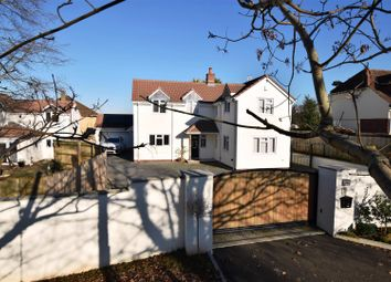 Thumbnail 4 bed detached house for sale in Martcombe Road, Easton-In-Gordano, Bristol