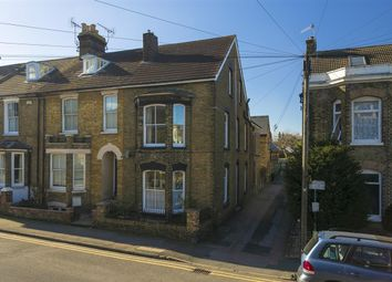 Thumbnail 4 bed end terrace house for sale in Newton Road, Faversham