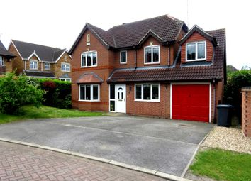 Thumbnail 5 bed detached house for sale in Cumbria Grange, Gamston, Nottingham