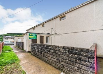 Thumbnail 2 bed terraced house for sale in Oakwood, Maesteg