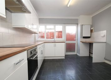 Thumbnail 3 bedroom bungalow for sale in Elmfield Close, Gravesend, Kent