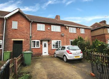 Thumbnail 3 bed terraced house for sale in Smeaton Road, Upton, Pontefract