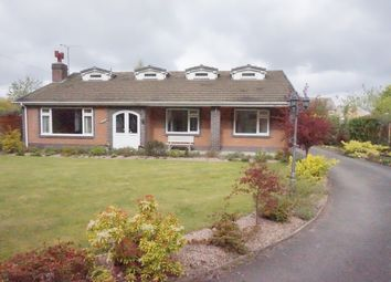 Thumbnail 5 bed detached bungalow for sale in Old Chester Road, Helsby