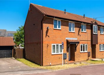 Thumbnail 2 bed semi-detached house for sale in Cardinal Hinsley Close, Newark