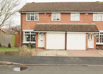Thumbnail 3 bed semi-detached house for sale in Tisdale Rise, Kenilworth