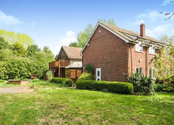 3 bed semi-detached house for sale in Air Station Lane, Rushall, Diss IP21