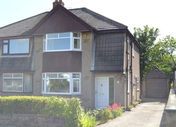 Thumbnail 3 bed semi-detached house for sale in Gregory Crescent, Bradford