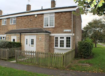 Thumbnail 2 bed end terrace house for sale in Yardley, Laindon, Basildon