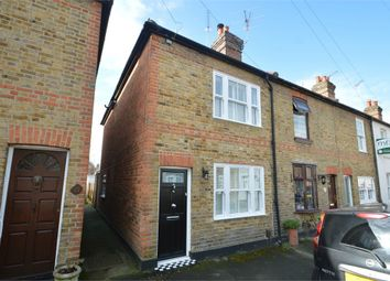Thumbnail 2 bed end terrace house to rent in Radnor Road, Weybridge, Surrey