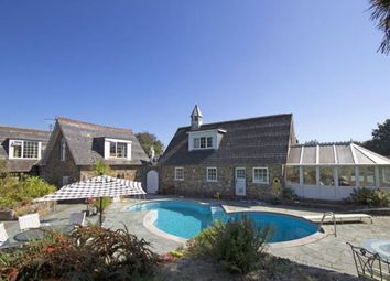 Thumbnail 4 bed detached house for sale in Rue De Candie, St. Andrew, Guernsey