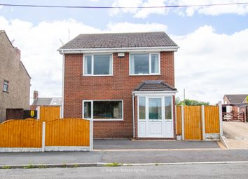 Thumbnail 3 bed detached house for sale in Ward Street, New Tupton, Chesterfield