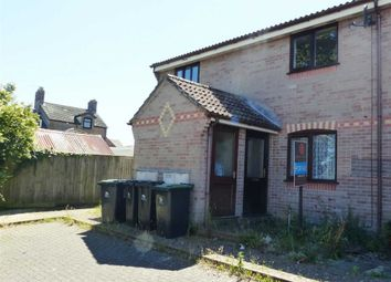 Thumbnail 1 bed terraced house for sale in Hawthorn Close, Dorchester, Dorset