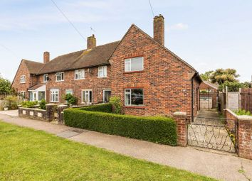 Thumbnail 2 bed terraced house for sale in Manor Way, Southbourne, Emsworth