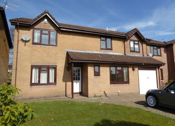Thumbnail 5 bed detached house to rent in Sunningdale, Caerphilly