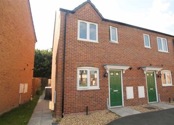Thumbnail 2 bed end terrace house to rent in Thomas Penson Road, Gobowen, Shropshire