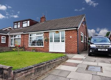 Thumbnail 2 bed semi-detached bungalow for sale in Thirlmere Road, Partington
