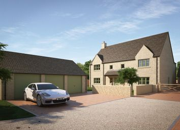 Thumbnail 5 bed detached house for sale in Siddington, Cirencester