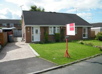 Thumbnail 2 bedroom bungalow for sale in Somerley Close, Crewe, Cheshire