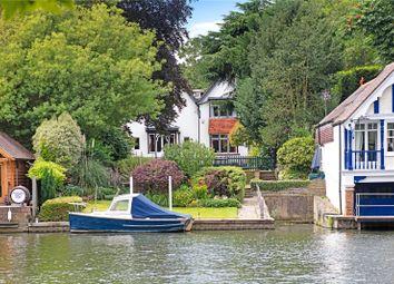 Thumbnail 7 bed detached house for sale in Lower Teddington Road, Hampton Wick, Surrey