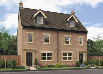 "Thumbnail 4 bed town house for sale in ""Rolland"" at Grove Road, Boston Spa, Wetherby"