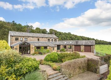 Thumbnail 5 bed detached house for sale in Heathercroft, Postern Gate Road, Quernmore, Lancaster