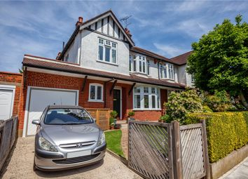 Thumbnail 4 bed semi-detached house for sale in Fordington Road, London