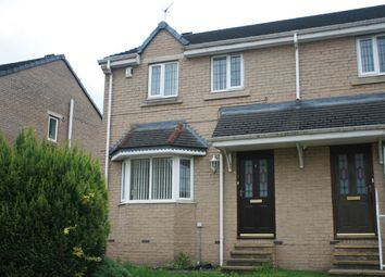 Thumbnail 3 bed semi-detached house to rent in Royal Close, Great Horton, Bradford