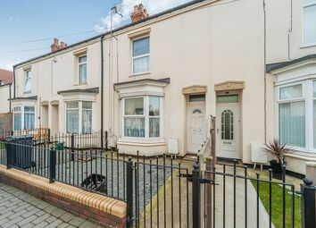 Thumbnail 2 bed terraced house to rent in Elsie Villas, Holland Street, Hull