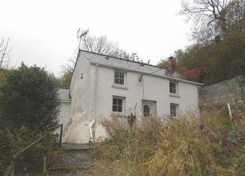 Thumbnail 1 bed cottage for sale in Heol Y Pentre, Ponthenri, Ponthenry Llanelli